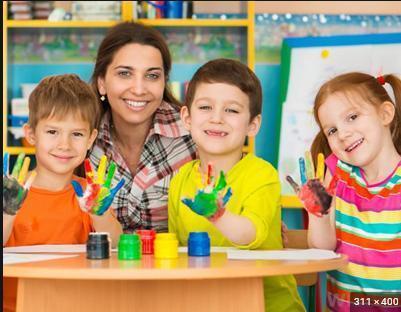 کلاس مربیگری پیش دبستان